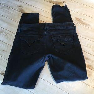 Hudson Skinny Jeans; 31/12